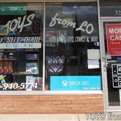 Bring The PAIN! Toys From Lo Street