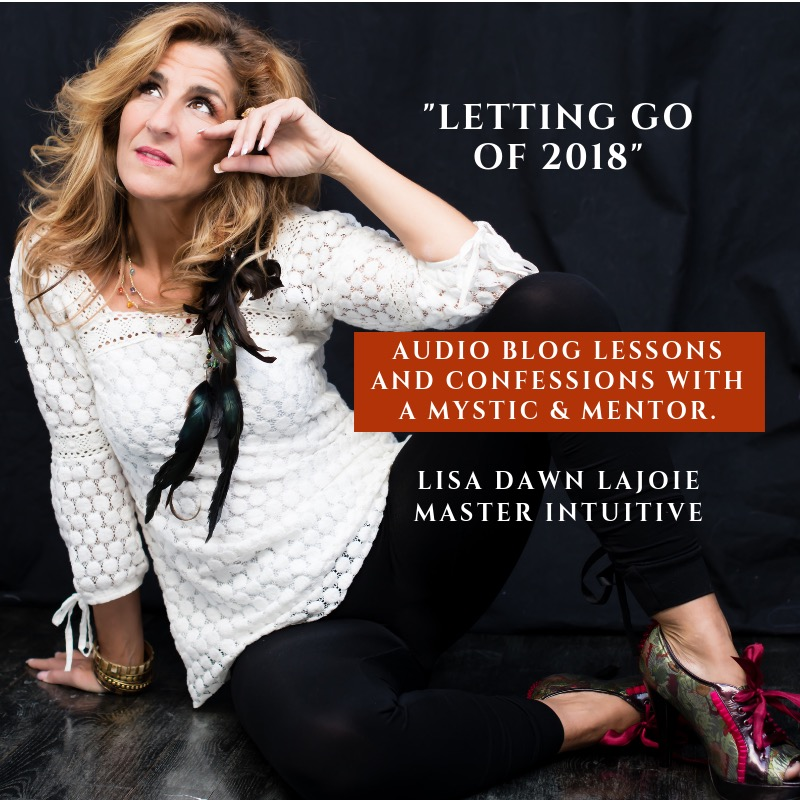 Letting go of 2018