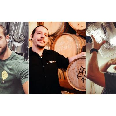 9-15-20 Brian Wing - Green Bench Brewing, Cody Lenz and Joe Leigh - Florida Mead