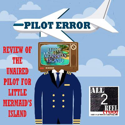 Little Mermaid's Island (1990–1991) PILOT ERROR TV REVIEW