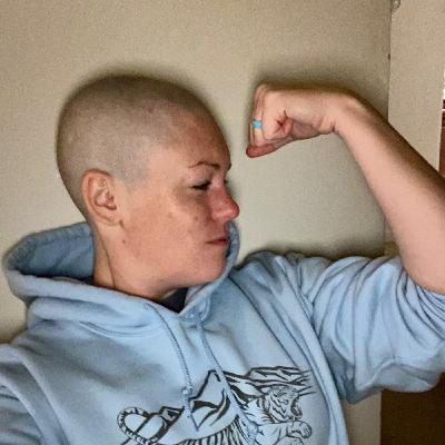Rebecca Redlines Cancer - Part 4