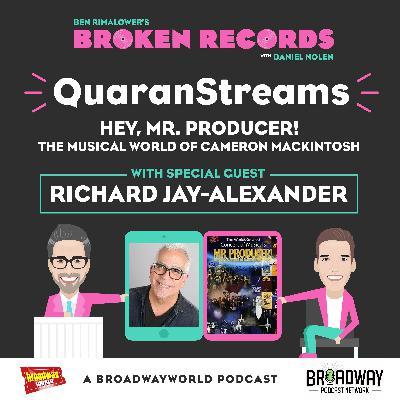 Episode 34: Richard Jay-Alexander (Hey, Mr Producer!)