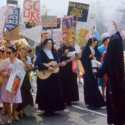 Rebel Hearts & Joyful Protest