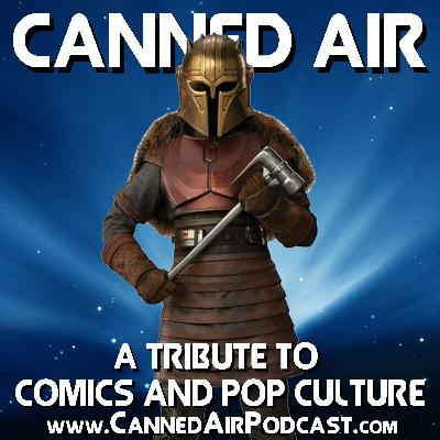 Canned Air #393 A Conversation with Emily Swallow (The Armorer from The Mandalorian)