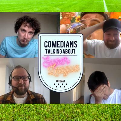 Comedians on European Super League Football - Special