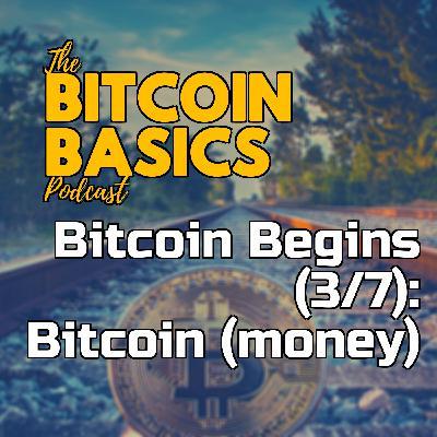 Bitcoin Begins (3/7): What is Bitcoin (money)? | Bitcoin Basics (93)