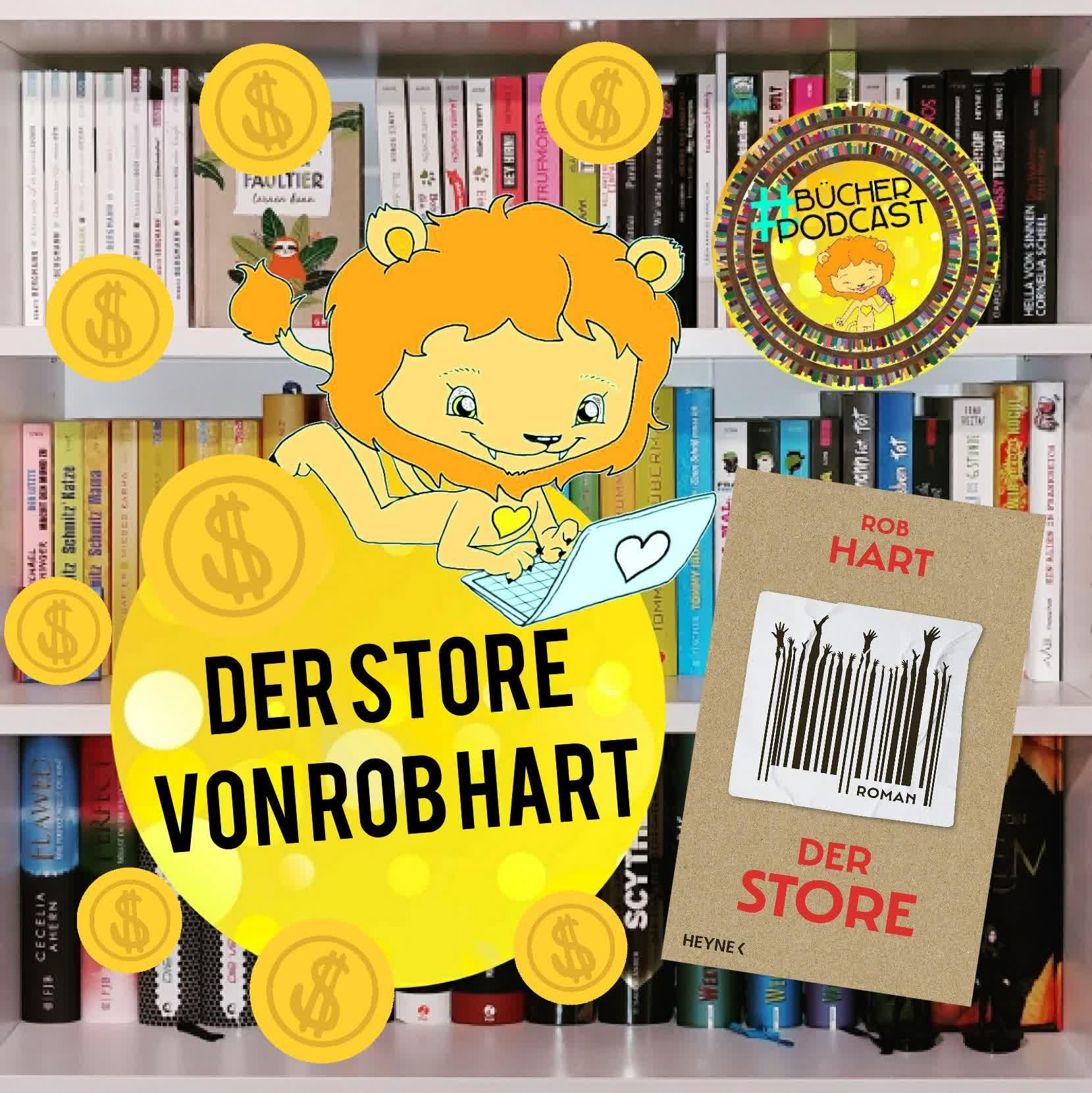 Der Store von Rob Hart