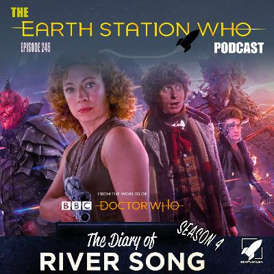 Earth Station Who – The Diary of River Song Season 4