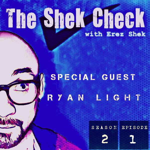 """""""Checkin' Anxiety"""" with Guest Ryan Light"""