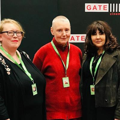 WFT Vice-Chair Vanessa Gildea in Conversation with Pat Murphy at the Cork Film Festival 2018
