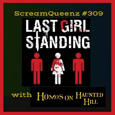 LAST GIRL STANDING (2015) with CHRIS MOORE & KEVIN JONES