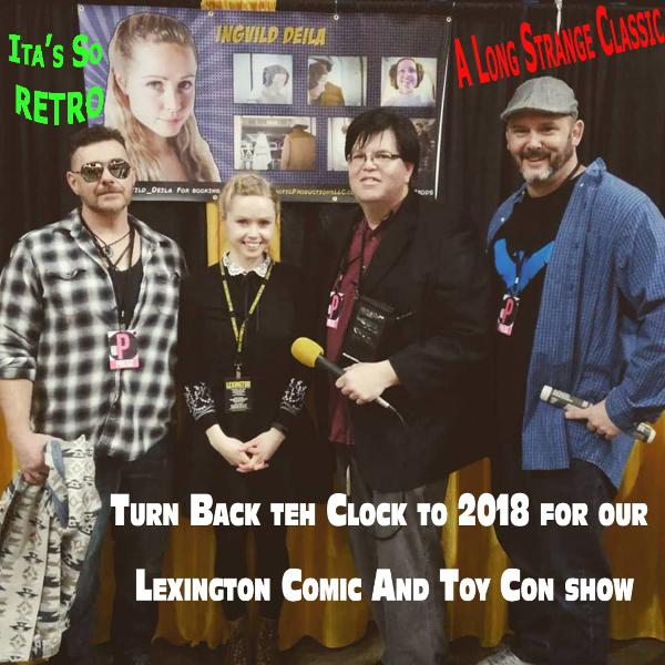 LST 207 - A Classic Episode from LexCon 2018