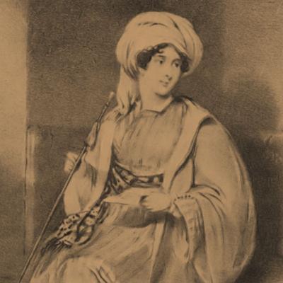 ליידי הֶסטֶר לוסי סטנהופ