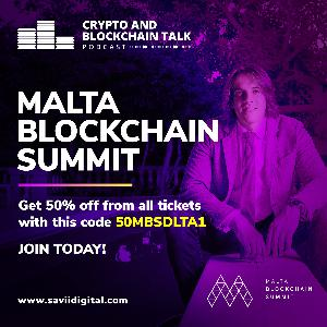 MALTA BLOCKCHAIN SUMMIT 2018 (1 - 2 November)