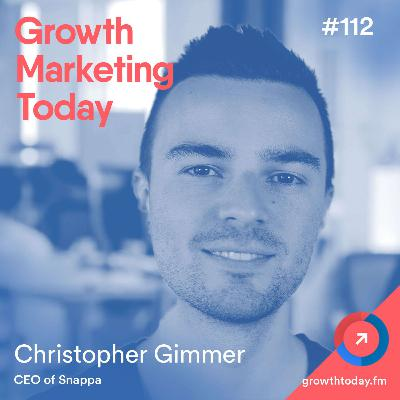 The Bootstrapper's Guide To Growing a SaaS to $1.5M ARR with Christopher Gimmer, CEO of Snappa (GMT112)