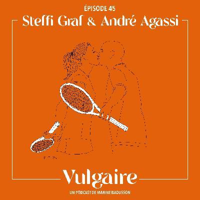❤️ STEFFI GRAF & ANDRE AGASSI
