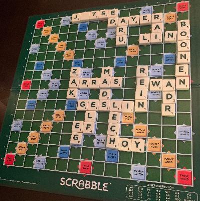 184: The Christmas Cycling Scrabble Challenge