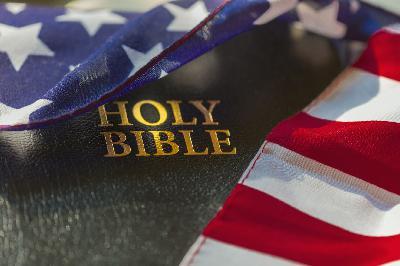 A Christian Nation vs Christian Nationalism: Guest: John Kachelman Jr.