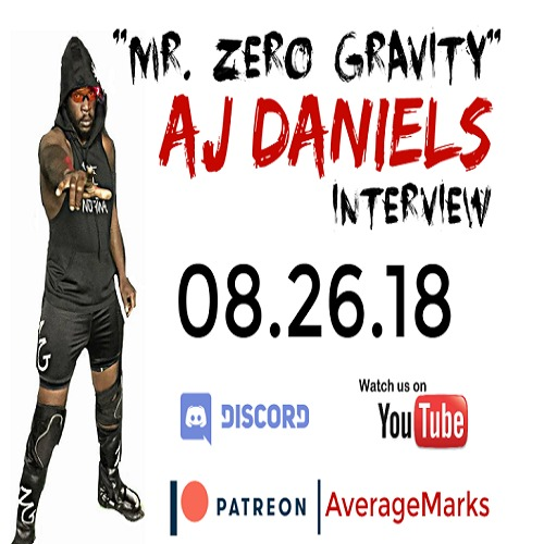 """Mr Zero Gravity"" AJ Daniels Interview"
