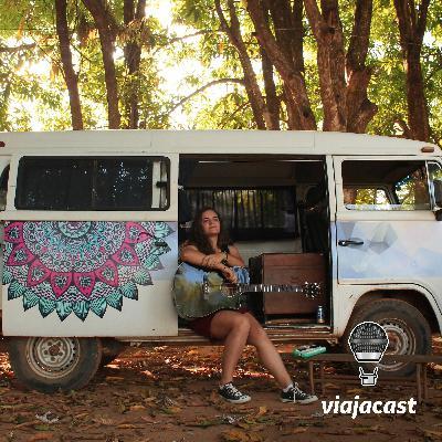 #94 Kombi, música e viagem