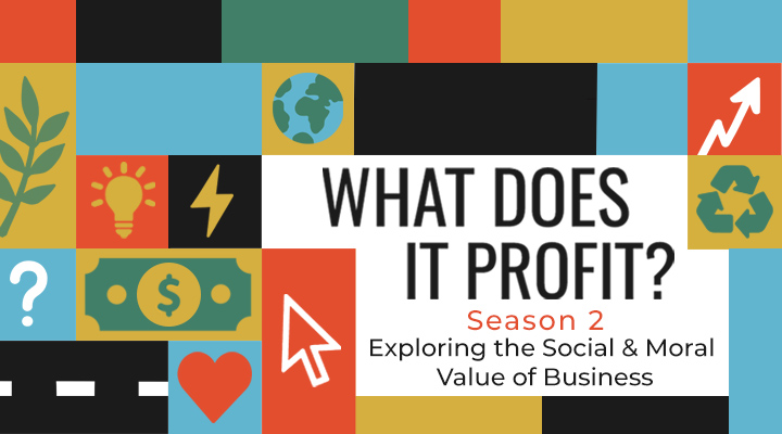 What Does It Profit Podcast