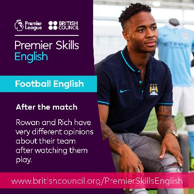 Football English: After the match