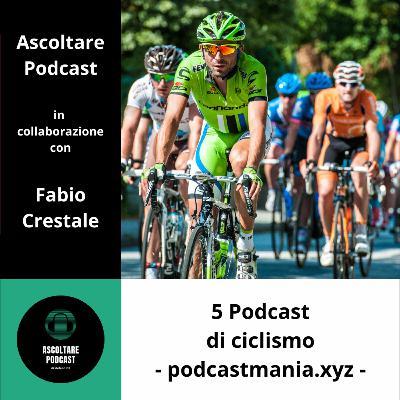 5 tra i migliori podcast italiani di ciclismo - podcastmania.xyz