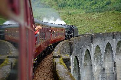 Episode 8: Hogwarts Express - 'Anything off the trolley, dears?'
