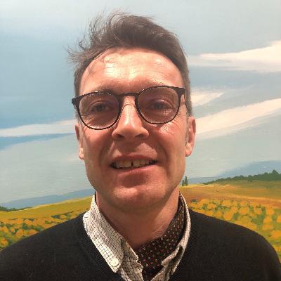 #82 - DIRECTEUR D'UN LYCÉE AGRICOLE : Xavier MARIN - Voir plus loin ensemble