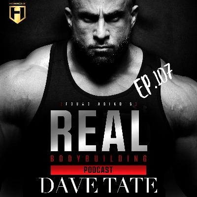 BUSINESS & POWERLIFTING   Dave Tate CEO of Elite FTS   RBP Ep.107