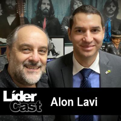 LiderCast 208 - Alon Lavi