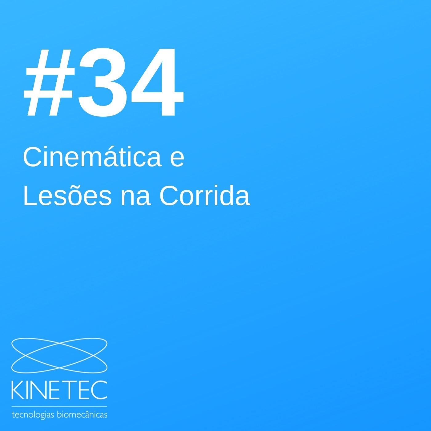 #034 Cinemática e Lesões na Corrida