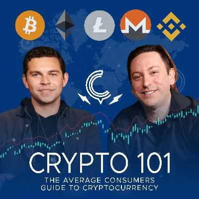 Ep. 330 - Fmr. Morgan Stanley VP & Citi MD goes ALL IN on Crypto w/ Dave Weisberger, CEO, Coinroutes