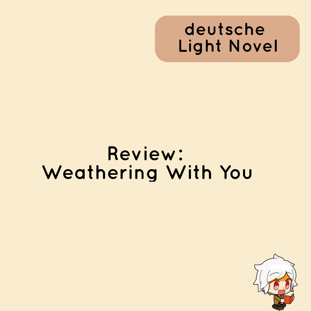 Weathering with You - Review (deutsch/german)