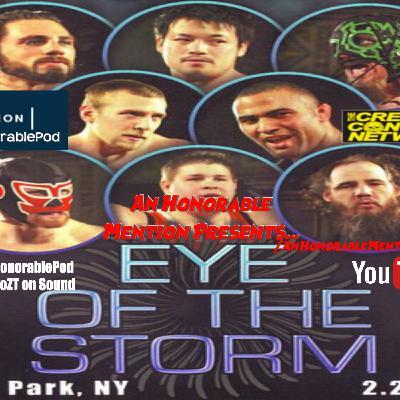 Episode 151: Eye of the Storm (Sponsored by GoFundMe.com/FightPelleFight)