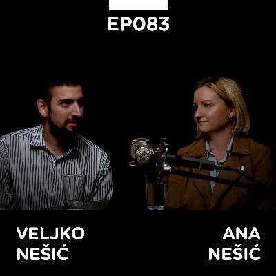 """EP 083: Ana i Veljko Nešić,  """"Mali proizvođači hrane"""" - Pojačalo podcast"""