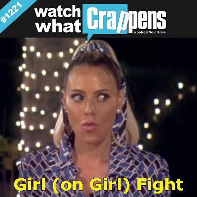 RHOBH: Girl (on Girl) Fight