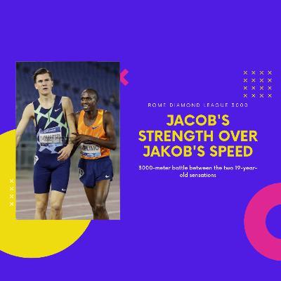 651. Jacob's Strength Over Jakob's Speed: Kiplimo Tops Ingebrigtsenin the 3K | Endurance News Daily