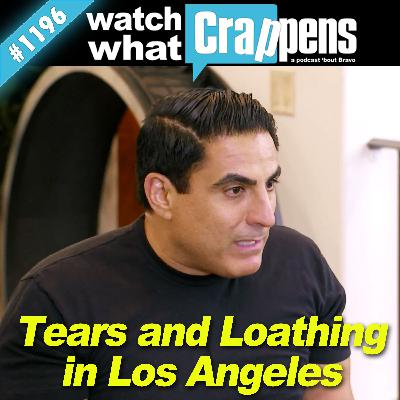 Shahs: Tears and Loathing in Los Angeles