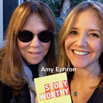 594 - How My Husband and I Met with Author Amy Ephron