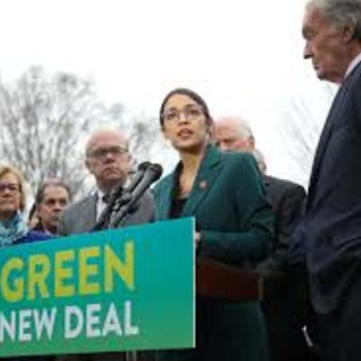 Episode 128: Green. New. Deal.