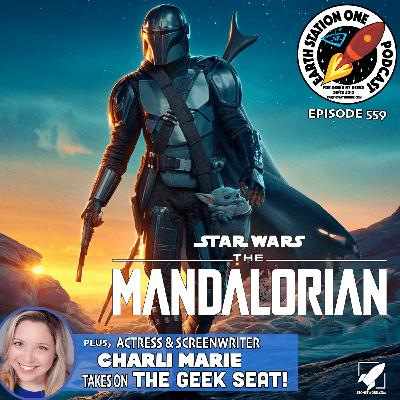 The Earth Station One Podcast - The Mandalorian  Season 2 Review