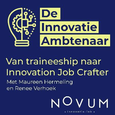 Van traineeship naar Innovation Job Crafter