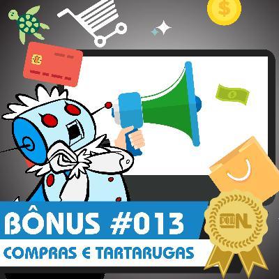 Nintendo POWdcast Bônus #013 – Aquele das Compras e das Tartarugas