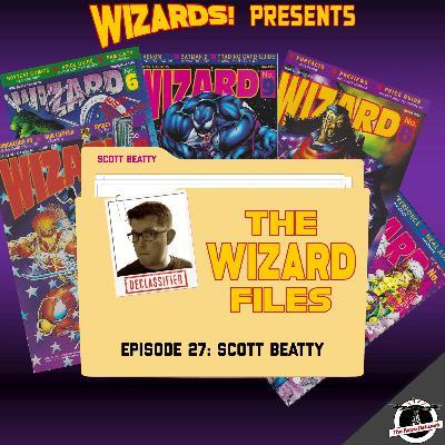The WIZARD Files   Episode 27: Scott Beatty