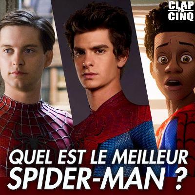 SPIDERMAN: QUELS SONT VOS FILMS PRÉFÉRÉS ? (Tobey Maguire, Andrew Garfield, Tom Holland...)