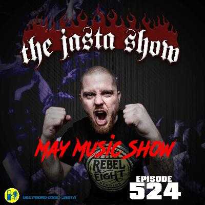 Episode #524 - The May Music Show