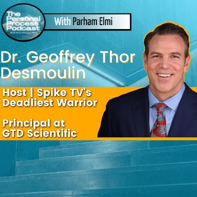 Dr. Geoffrey Thor Desmoulin: Host of Spike TV's Deadliest Warrior, and Principle at GTD Scientific