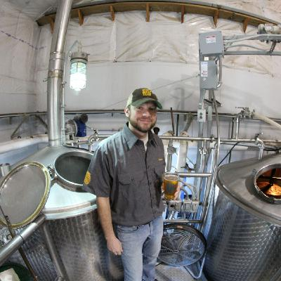 GUEST: Aaron Wilson of French Broad River Brewery