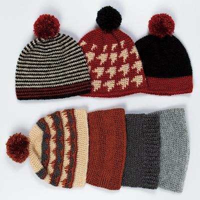 Crochet Jobs, Part 1 - Designing